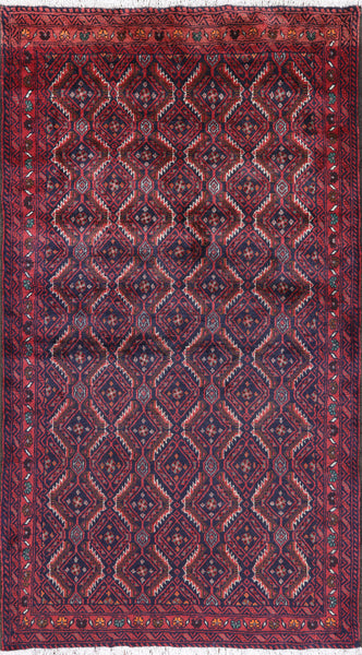 Persian Oriental Rug 4 X 7 - Golden Nile