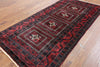 Hand Knotted Persian Rug 4 X 8 - Golden Nile