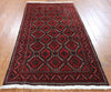 Persian Oriental Area Rug 4 X 6 - Golden Nile