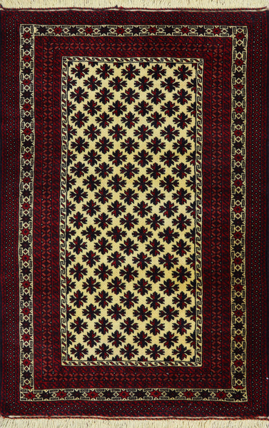 3 X 5 Oriental Persian Rug - Golden Nile