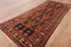 Tribal Oriental Runner Persian Rug 4 X 10 - Golden Nile