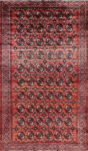Bokhara Collection Oriental Persian Rug 5 X 8 - Golden Nile