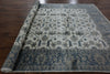 Pure Silk Oriental Area Rug 9 X 12 - Golden Nile