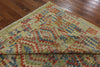 Tribal Collection Oriental Kilim Flat Weave Rug 7 X 10 - Golden Nile