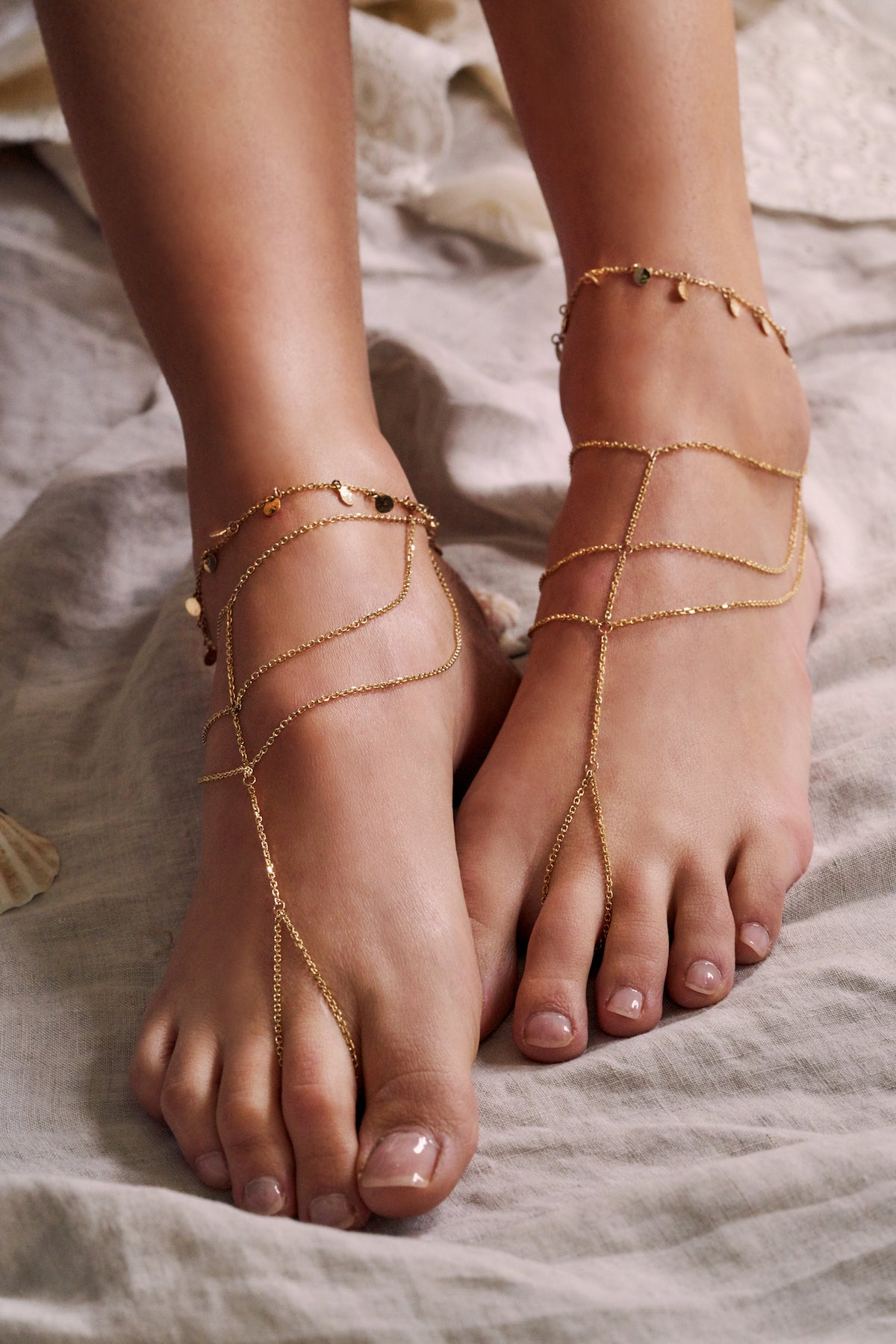 Aliyah Foot Chain