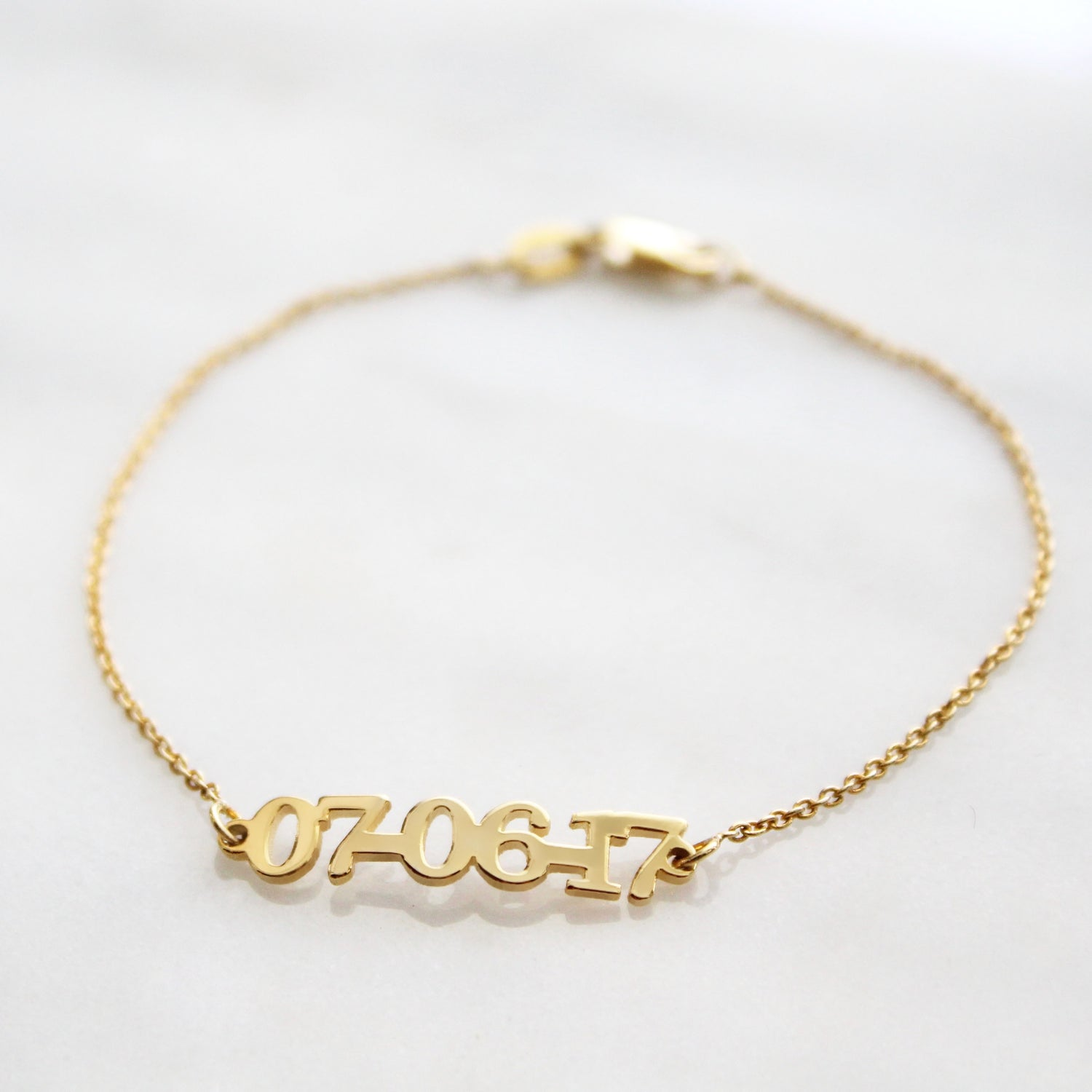 bracelet be monogram products mini monogrammed block