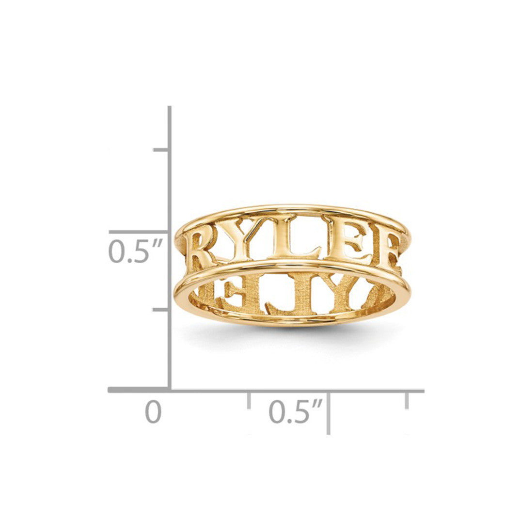 Kimiya Jewelers Name Ring