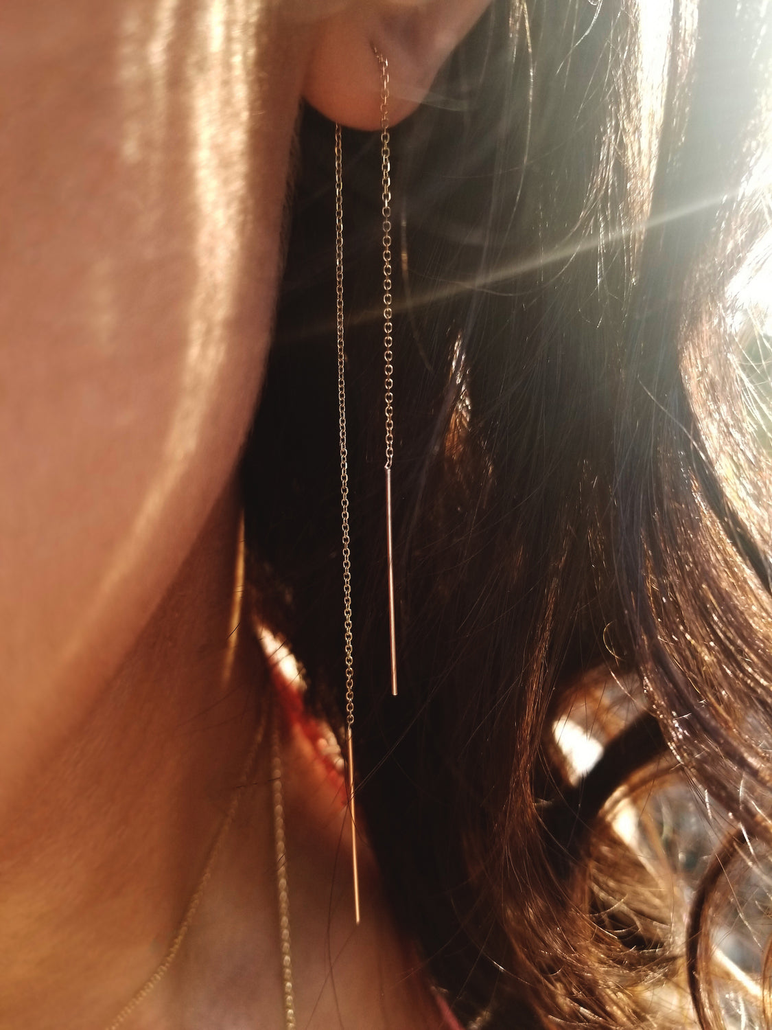 Roshana Threader Earrings