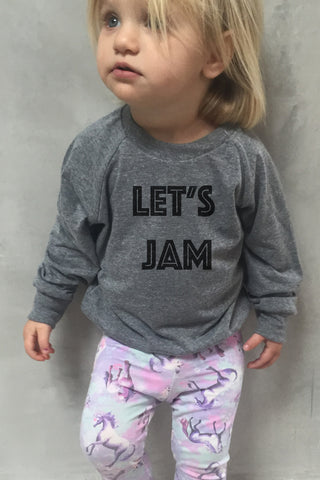 Let's Jam Pullover
