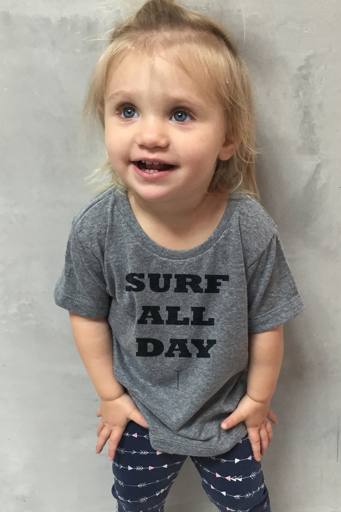 Surf All Day Tee