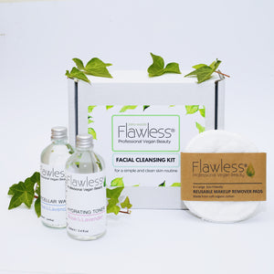 Zero Waste Facial Cleansing Kit
