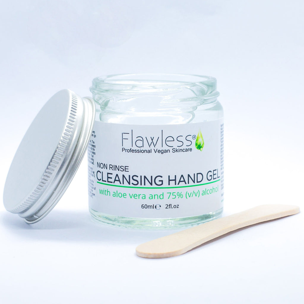 Non Rinse Cleansing Hand Gel