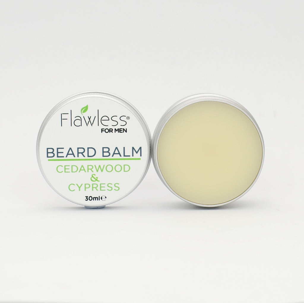 Cedarwood and Cypress Beard Balm