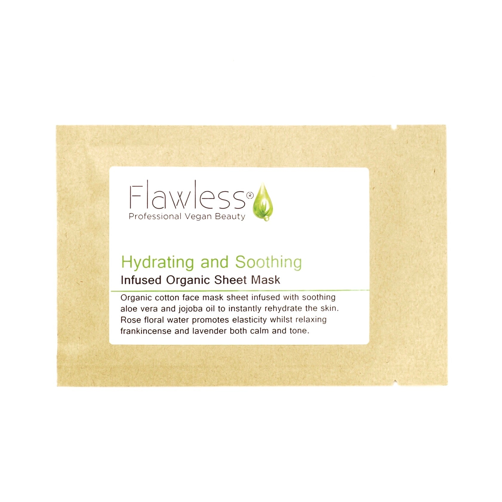 Facial Sheet Mask - Hydrating and Soothing