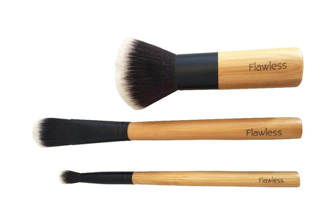 Vegan makeup brush set - Cruelty free