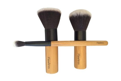 Professional vegan makeup brush set by Flawless | £18 with free worldwide shipping