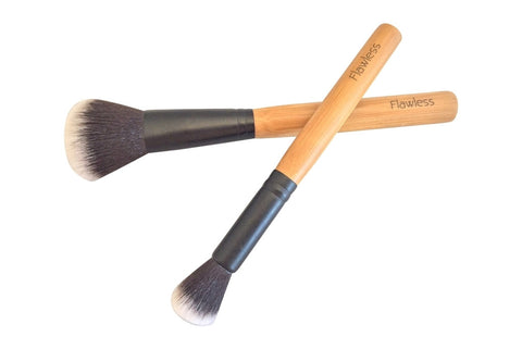 blusher makeup brush
