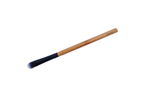 Bamboo eyeshadow brush by Flawless - Vegan and non-shed