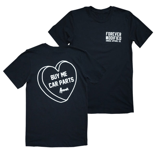 Buy Me Car Parts Tee (Black)