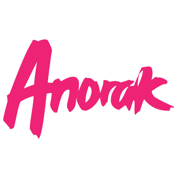 "8"" Anorak Decal"