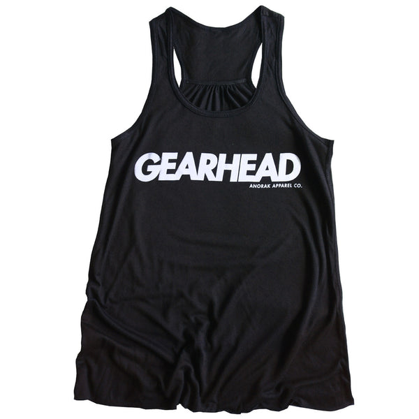 Gearhead Tank (Women's Fit) by Anorak Apparel