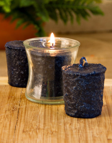 Blueberry Cobbler 3 Pack Votive Candles