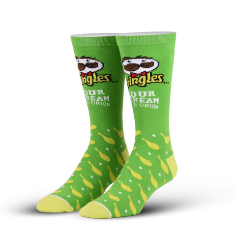 Sour Cream Pringle Socks