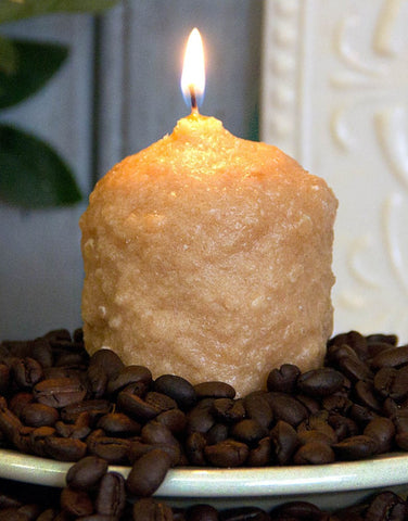 Evening Mocha Oversized Votive