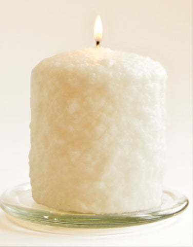 Spicy Citrus Hearth Candles