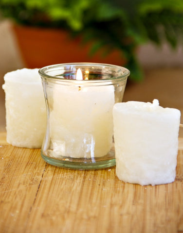 Spicy Citrus 3 Pack Votive Candles
