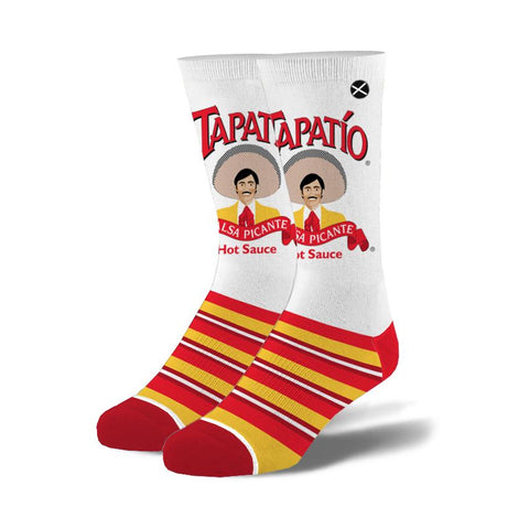 Tapatio Hot Sauce Socks