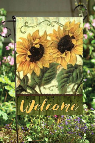 Welcome Sunflowers