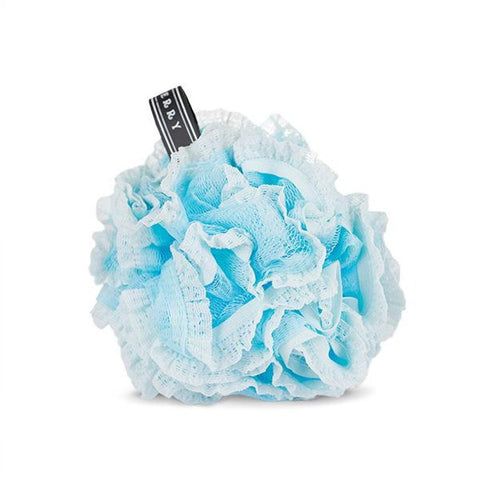 Blue Lacy Loofah