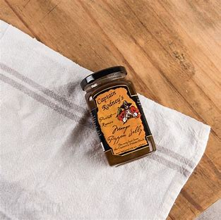 Captain Rodney's Private Reserve Carolina Style BBQ Sauce
