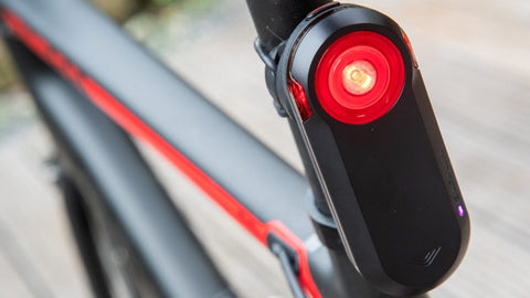 cycling apparel, thread and spoke, cycling t-shirts, women's cycling apparel, mens cycling apparel, women's cycling shirt, mtb clothing, cycling accessories, best cycling accessories, Garmin Variant front and back taillight, Garmin Variant cycling lights, Garmin Variant review, best bike lights