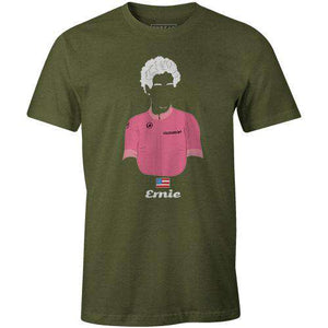 ErnieBICI - THREAD+SPOKE | MTB APPAREL | ROAD BIKING T-SHIRTS | BICYCLE T SHIRTS |
