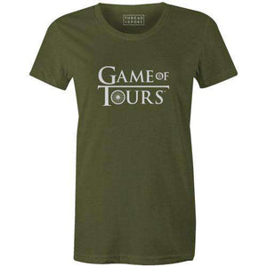 Game Of Tours Women'sBoggs Nicolas - THREAD+SPOKE | MTB APPAREL | ROAD BIKING T-SHIRTS | BICYCLE T SHIRTS |