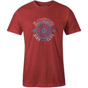Hawkins 1983Boggs Nicolas - THREAD+SPOKE | MTB APPAREL | ROAD BIKING T-SHIRTS | BICYCLE T SHIRTS |