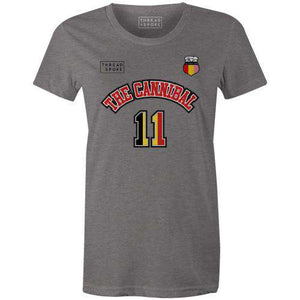 Classic Jersey - The CannibalKimball Henneman - THREAD+SPOKE | MTB APPAREL | ROAD BIKING T-SHIRTS | BICYCLE T SHIRTS |