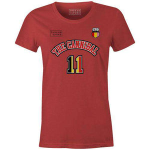 Classic Jersey - The Cannibal Women'sKimball Henneman - THREAD+SPOKE | MTB APPAREL | ROAD BIKING T-SHIRTS | BICYCLE T SHIRTS |