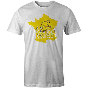 La Grande CourseReigedesign - THREAD+SPOKE | MTB APPAREL | ROAD BIKING T-SHIRTS | BICYCLE T SHIRTS |
