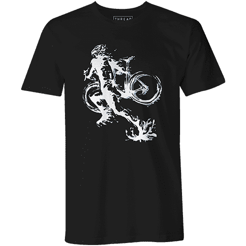 Cyclocross MudSassan Filsoof - THREAD+SPOKE | MTB APPAREL | ROAD BIKING T-SHIRTS | BICYCLE T SHIRTS |