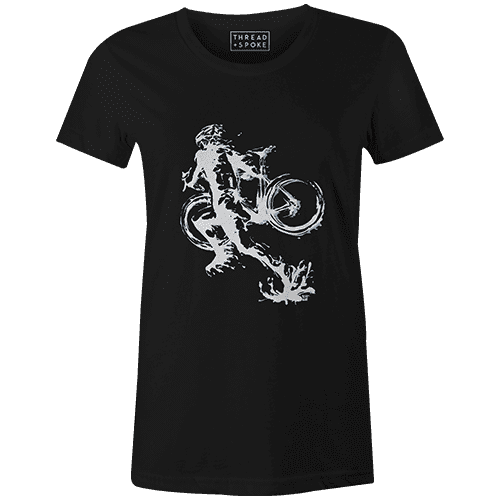 Cyclocross Mud Women'sSassan Filsoof - THREAD+SPOKE | MTB APPAREL | ROAD BIKING T-SHIRTS | BICYCLE T SHIRTS |