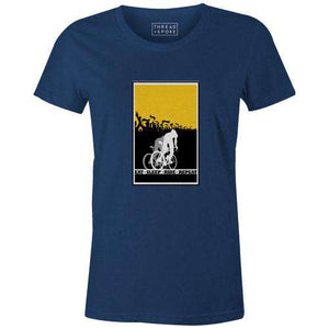 Eat, Sleep, Ride, Repeat Women'sSassan Filsoof - THREAD+SPOKE | MTB APPAREL | ROAD BIKING T-SHIRTS | BICYCLE T SHIRTS |