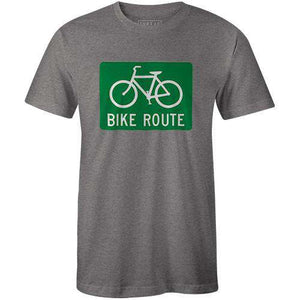 Bike RouteSummer Myers - THREAD+SPOKE | MTB APPAREL | ROAD BIKING T-SHIRTS | BICYCLE T SHIRTS |