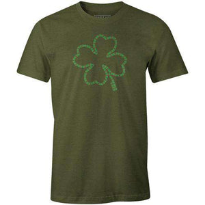 Chained CloverThread+Spoke - THREAD+SPOKE | MTB APPAREL | ROAD BIKING T-SHIRTS | BICYCLE T SHIRTS |