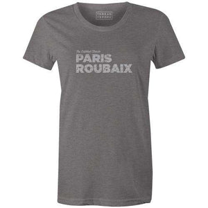 Cobble Classic Women'sThread+Spoke - THREAD+SPOKE | MTB APPAREL | ROAD BIKING T-SHIRTS | BICYCLE T SHIRTS |