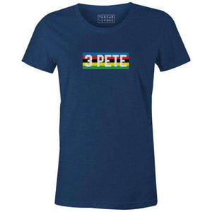 3 Pete Women'sThread+Spoke - THREAD+SPOKE | MTB APPAREL | ROAD BIKING T-SHIRTS | BICYCLE T SHIRTS |