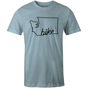 Bike WashingtonThread+Spoke - THREAD+SPOKE | MTB APPAREL | ROAD BIKING T-SHIRTS | BICYCLE T SHIRTS |