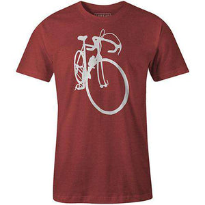 Old Ten SpeedThread+Spoke - THREAD+SPOKE | MTB APPAREL | ROAD BIKING T-SHIRTS | BICYCLE T SHIRTS |